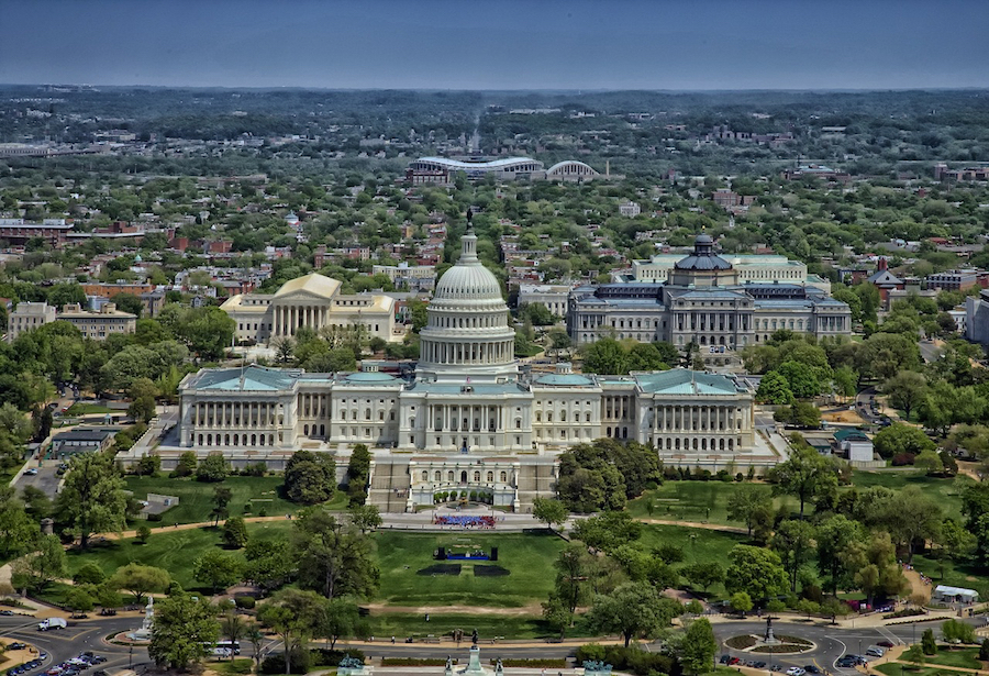 The Capitol, Washington DC