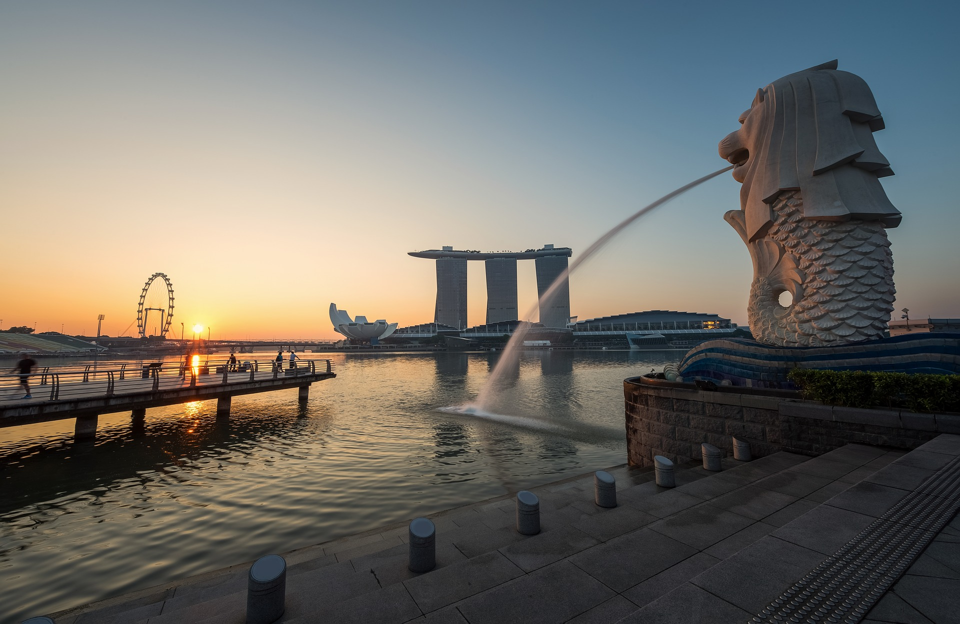 Singapore Tourist Bucket List